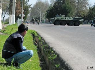 Фото из архива: после теракта в Ташкенте, 2004 год
