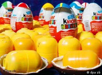 Kinder Ovo comemora 30 anos de sucesso