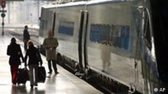 Мадридский вокзал