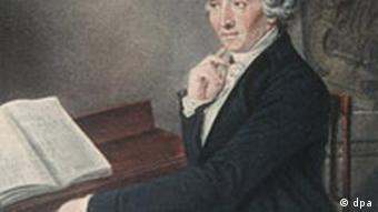Joseph Haydn (Quelle: picture alliance)
