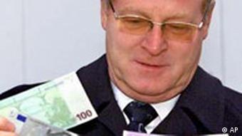 Bundesbankpräsident Ernst Welteke