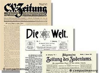 Online ist deutsch-jüdische Literaturgeschichte zu erreichen