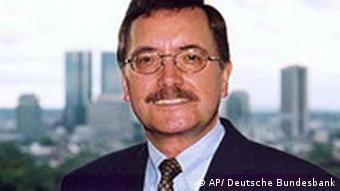 Jürgen Stark von der Deutschen Bundesbank übernimmt Aufgaben von Welteke