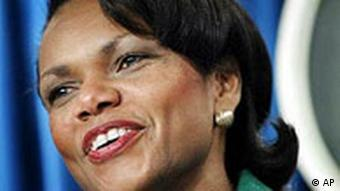 Condoleezza Rice, Bushs nationale Sicherheitsberaterin