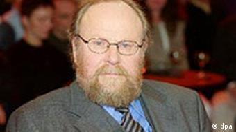 Der Bundestagspräsident Wolfgang Thierse, Porträt