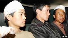 Chinesische Geiseln im Irak wieder frei