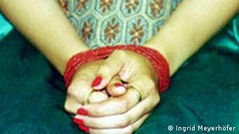 Zwangsheirat - gebundene Hände