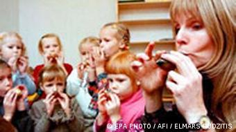 Kindergarten in Jurmala (EPA PHOTO)