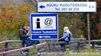 Galerie EPA EU Erweiterung Estland Internet