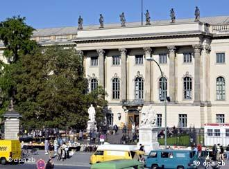 Berlin's Humboldt University is one of a number of schools that could vie for elite status.