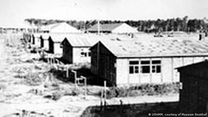 Campo de concentración de Stutthof.