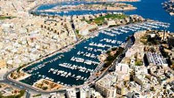 EU Erweiterung Malta Hafen von Valletta