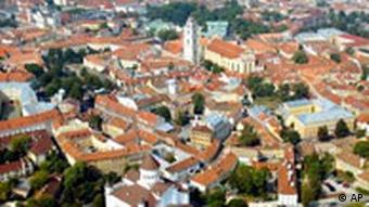 EU Erweiterung Litauen Altstadt von Vilnius