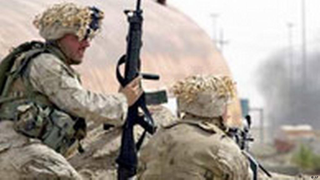 Буш предвижда елитни военни части за борбата срещу тероризма   Начало   DW    29.11.2004