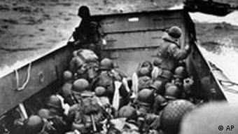 D-Day, Alliierte Landung in der Normandie 1944