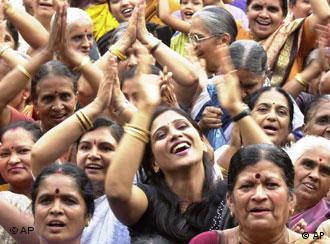 Día Mundial de la Risa en India.