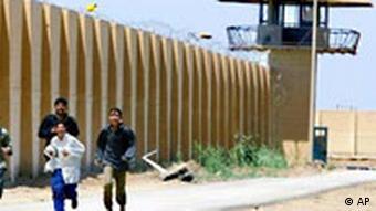 زندان ابوغریب در بغداد