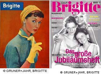 'Brigitte' é a mais popular revista feminina da Alemanha
