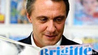 Andreas Lebert Chefredakteur der Zeitschrift Brigitte