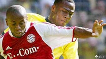 Ze Roberto von Bayern München