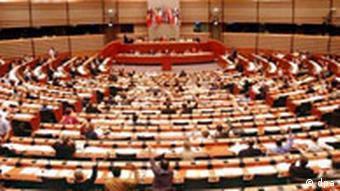 EU Parlament in Brüssel 3