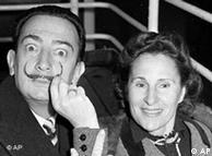 Dalí e sua musa, Gala