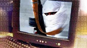 Terrorismus und Internet Symbolbild