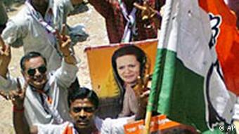 India's Congress party remains very popular despite a spate of corruption scandals