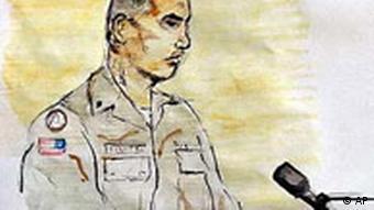 Irak: Gerichtsprozess, Folter im Abu Ghraib Gefängnis, Jeremy C. Sivits