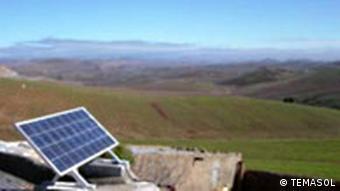 Solarenergie in Marokko
