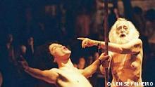 Zé Celso und Teatro Oficina uzyna uzona, São Paulo Krieg im Sertão 1-4 Europapremieren nach Euclides da Cunha Quelle: LENISE PINHEIRO