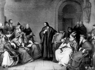 1414: Início do Concílio de Constança