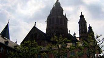 Domschweizer in Mainz