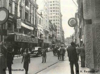 São Paulo, no início do século 20: um dos centros da imigração alemã