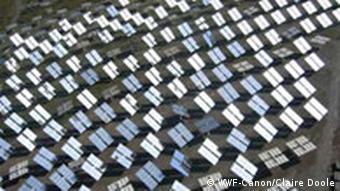 Solaranlage in Almeria