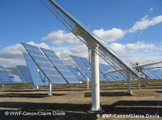 Scientists at the EU research center in Almería, Spain have found the secret to solar thermal energy.