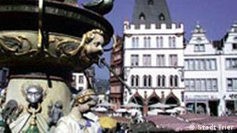 Steipe in Trier Markt