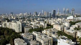 Die weiße Stadt in Tel Aviv ist Weltkulturerbe