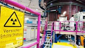 Bildgalerie Atomkraft in Deutschland Forschungsreaktor FRM-II in Garching