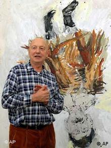 Georg Baselitz Träger des Kulturpreises Praemium Imperiale