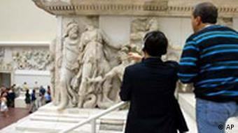 Pergamonalter wieder zu sehen in Berlin