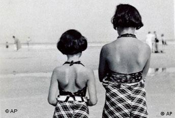 Neue Bilder von Anne Frank - gross