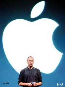 Steve Jobs iTunes music