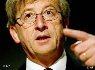 Rais wa Jumuiya ya Ulaya na waziri mkuu wa Luxembourg, Jean-Claude Juncker