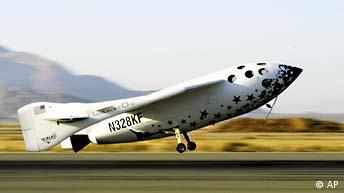 SpaceShipOne © Scaled Composites