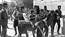 Attentat auf Erzherzog Franz Ferdinand