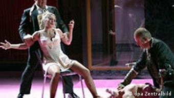Mozart Oper Die Entführung aus dem Serail in Berlin