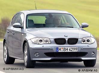 BMW гольф-класса