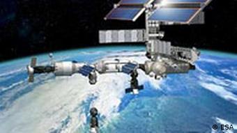 ESA: ISS Niederlande