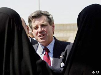Bremer deja atrás la pesadilla iraquí.